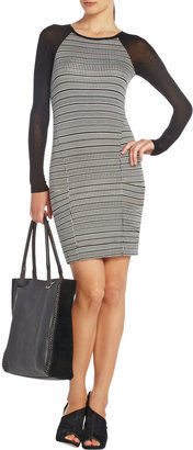 BCBGMAXAZRIA Crista Fitted Tunic Dress