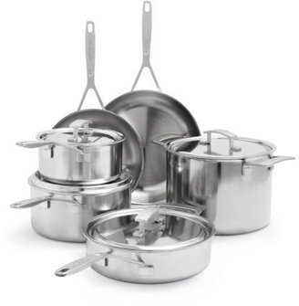 Demeyere Industry5 10-Piece Cookware Set