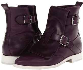 Vivienne Westwood Pirate Boot (Calf Burgundy) - Footwear