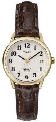 Timex Women's Leather Watch - T20071KZ $54.95 thestylecure.com