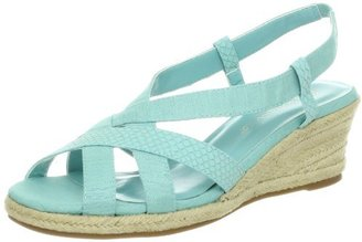 Bella Vita Women's Mimosa Wedge Sandal
