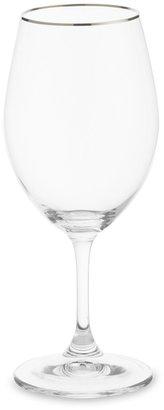 Riedel Platinum Band Water Goblets, Set of 2
