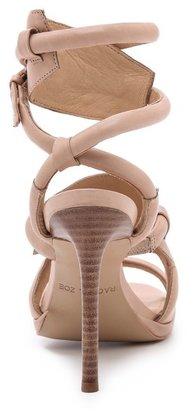 Rachel Zoe Monica Ankle Strap Sandals