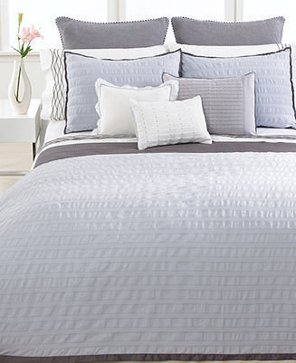 Vera Wang Bedding, Dusk King Pillowcase