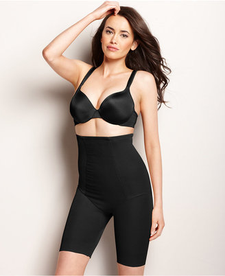 Miraclesuit Extra Firm Control Shape with an Edge High Waist Thigh Slimmer 2709 $48 thestylecure.com