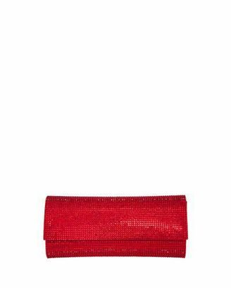 Judith Leiber Couture Ritz Fizz Crystal Clutch Bag, Siam $2,695 thestylecure.com