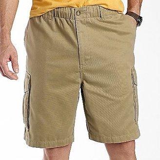 JCPenney St. John's Bay® Full Elastic Cargo Shorts
