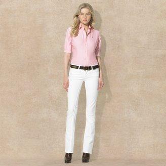 Ralph Lauren Blue Label Super-Slim-Fit Oxford Shirt