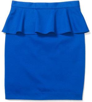 Club Monaco Kate Peplum Skirt