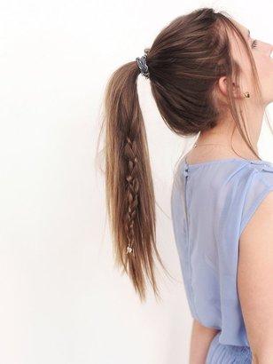 Free People 5 Pack Beaded Hair Ties