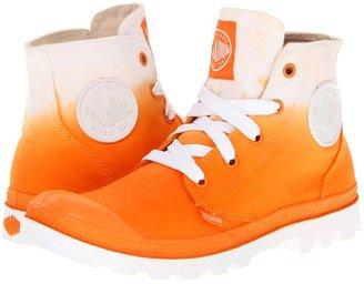 Palladium Blanc Hi (Orange Fade) - Footwear