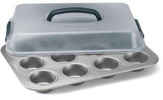 Calphalon 12-c. Nonstick Nonstick Bakeware Covered Cupcake Pan