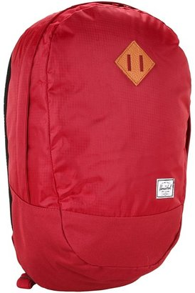 Herschel Crown Rip Stop (Burgundy Ripstop) - Bags and Luggage