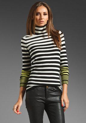 Juicy Couture Merino Skinny Turtleneck