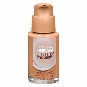 Maybelline Dream Liquid Mousse Airbrush Finish, Natural Ivory