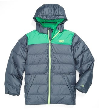Nike 'Alliance 550 HD' Quilted Down Jacket