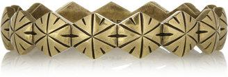 Giles & Brother Gold-tone bracelet