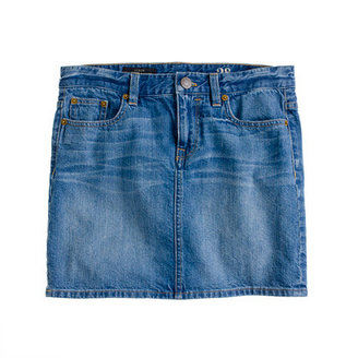J.Crew Denim mini