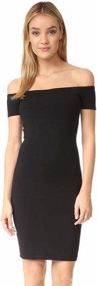 Susana Monaco Keira Off the Shoulder Dress $167 thestylecure.com