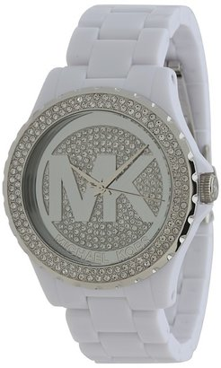 Michael Kors MK5816 - Madison (White/Sterling Silver) - Jewelry