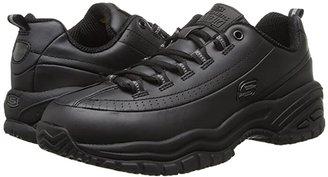 Skechers Softie (Black) Women's Industrial Shoes