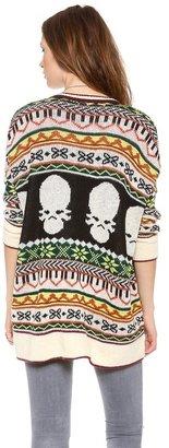 Jens Pirate Booty Hobo Blues Sweater