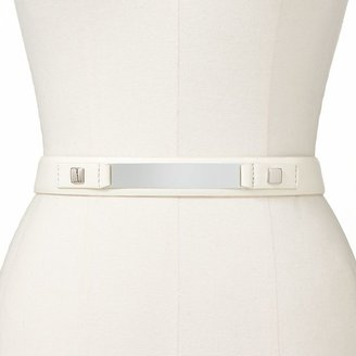 Apt. 9 skinny metal bar stretch belt