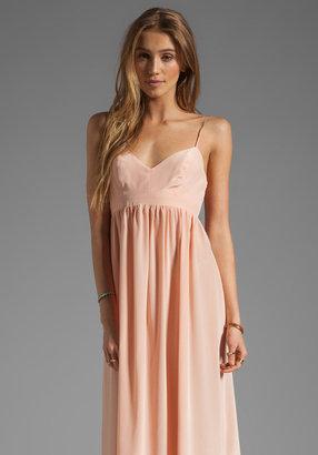 Amanda Uprichard Silk Gown