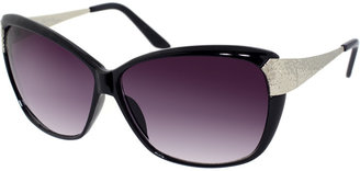 Jeepers Peepers Oversized Cat Eye Sunglasses
