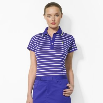 Ralph Lauren Slim-Fit Striped Polo Shirt