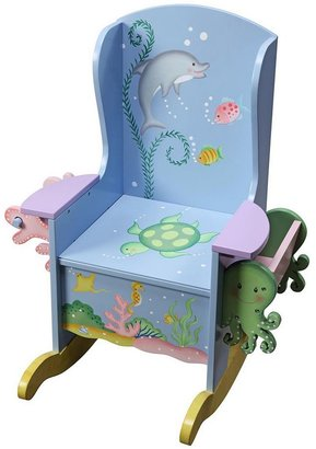 Teamson kids under the sea potty chair