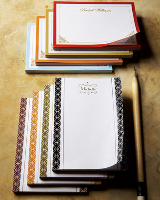 Personalized Designer Post-It Notes