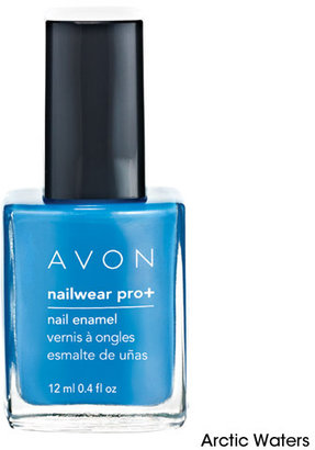 Avon NAILWEAR PRO+ Nail Enamel - Arctic Goddess Collection in Arctic Waters