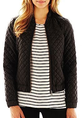 Mng by Mango Quilted Jacket