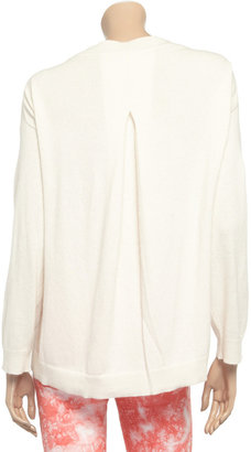 By Malene Birger Angora and wool-blend sweater