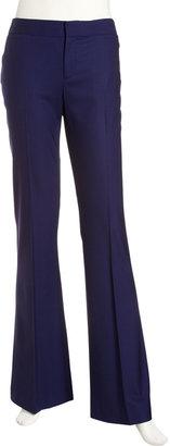Catherine Malandrino Wide-Leg Pants, Sapphire