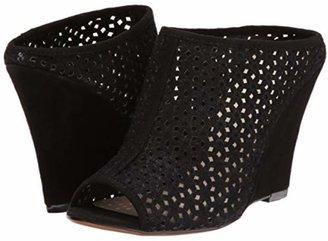 Nine West Women's Corva Suede Wedge Sandal