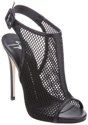 Giuseppe Zanotti Design mesh sandal