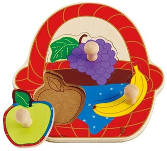 Hape Fruit Basket Puzzle