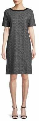 Max Mara Marabu Short-Sleeved Dress