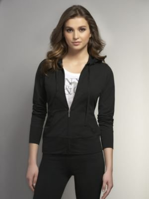 New York & Co. Love NY&C Collection - Zip Front Hoodie