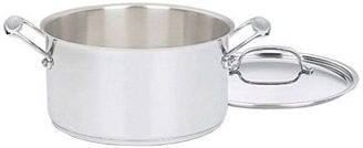 Cuisinart Chef's Classic Stainless 6-qt Stockpot with Lid