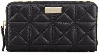 Kate Spade Sedgwick Place Lacey Zip Wallet, Black