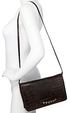 JCPenney Cosmopolitan Riveted Clutch