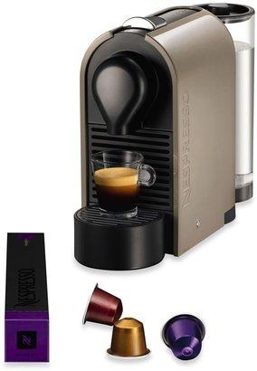 Nespresso U Espresso Maker in Pure Grey