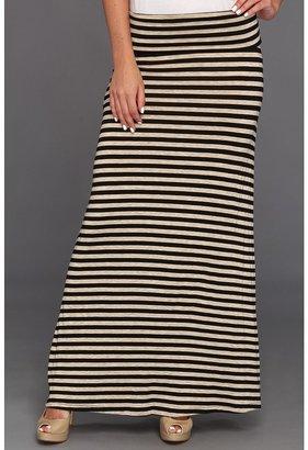 Gabriella Rocha Resta Maxi Skirt (Black) - Apparel