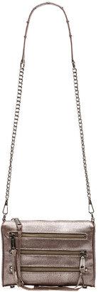 Rebecca Minkoff Mini 5 Zip Handbag