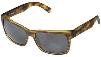 Von Zipper VonZipper Elmore (Smoke/Silver Chrome) Sport Sunglasses