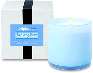 Lafco Inc. Dressing Room/Delphinium Glass Candle