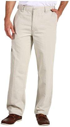 Dockers Comfort Cargo D3 Classic Fit (Canvas/Light Buff) Men's Casual Pants